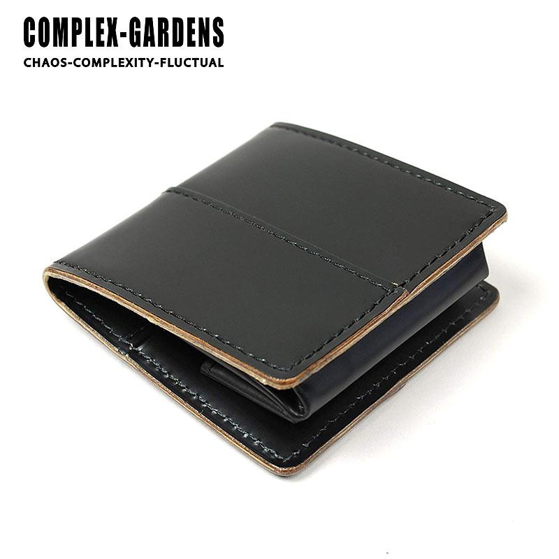 青木鞄 コンプレックスガーデンズ COMPLEX GARDENS BOX型 コインケース 小銭入れ 枯淡 コタン 3692【メール便配送商品】