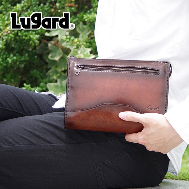 青木鞄 ラガード Lugard クラッチバッグ セカンドバッグ G3 5212