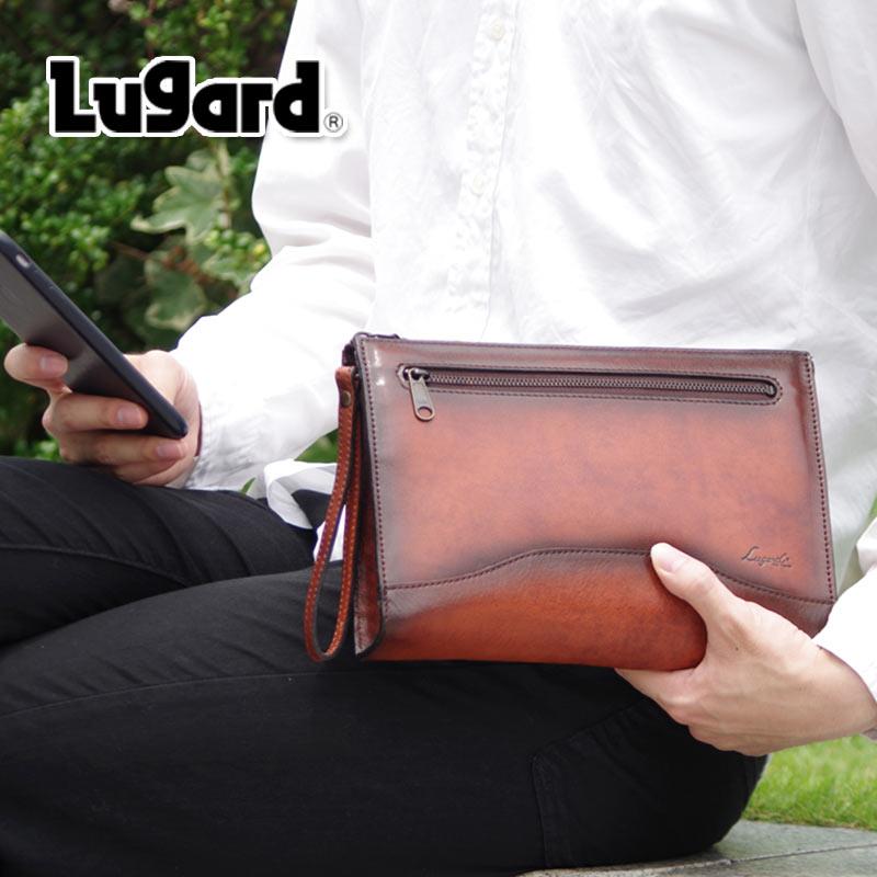 青木鞄 ラガード Lugard クラッチバッグ セカンドバッグ G3 5213