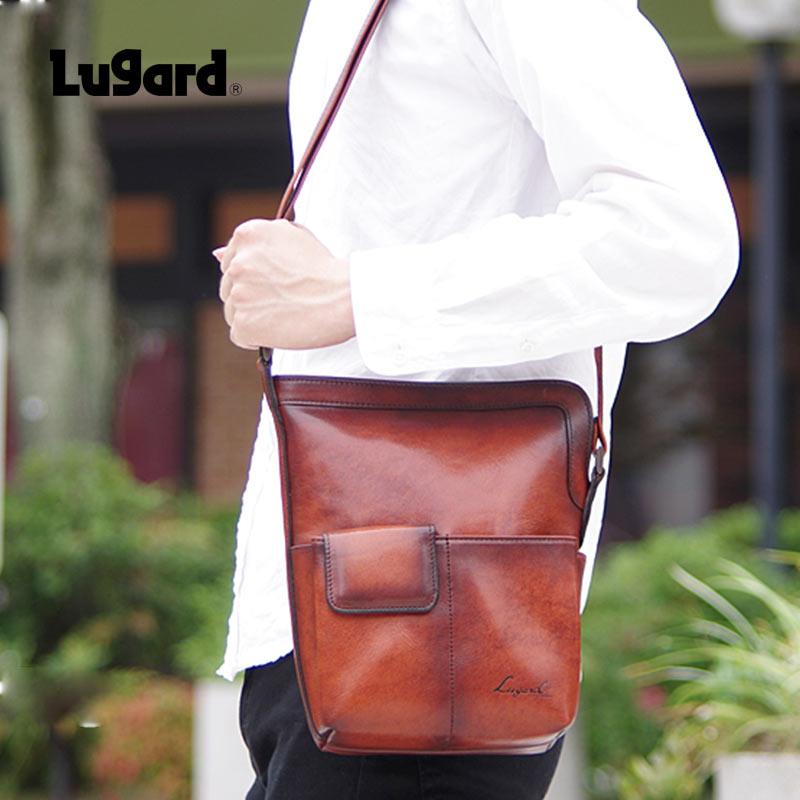 青木鞄 ラガード Lugard 縦型 ショルダーバッグ G3 5215