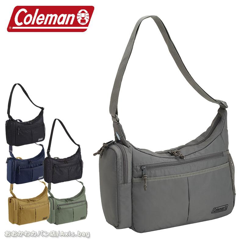 【在庫限り】コールマン Coleman 横型ショルダーバッグ クールショルダーバッグMD ウォーカー COOL SHOULDER MD