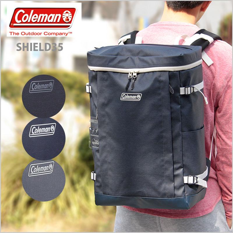 コールマン Coleman スクエア型リュックサック リュック 35L シールド35 シールド SHIELD35