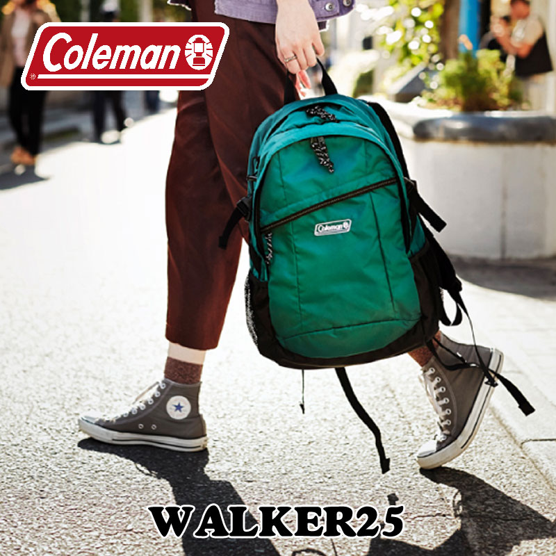 【在庫限り】コールマン Coleman リュックサック リュック 25L ウォーカー25 ウォーカー WALKER25