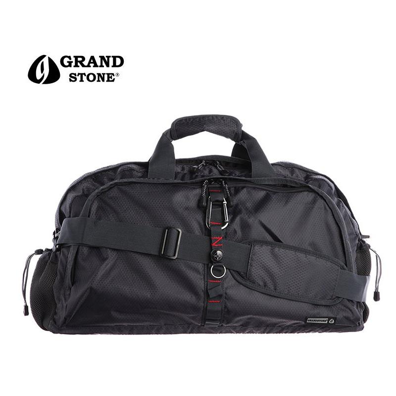 グランドストーン GRANDSTONE 収納抜群 ボストンバッグ62cm ポケット充実 機能的 スポーツ・旅行に抜群です 8789