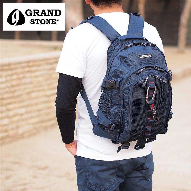 グランドストーン GRANDSTONE リュックサック リュック 25L A4対応 バランス 8780
