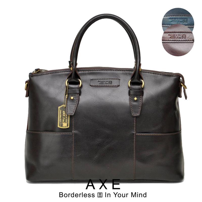 アックス AXE ビジネスバッグ A4対応 39cm UNO ウーノ プレミアムライン 143571