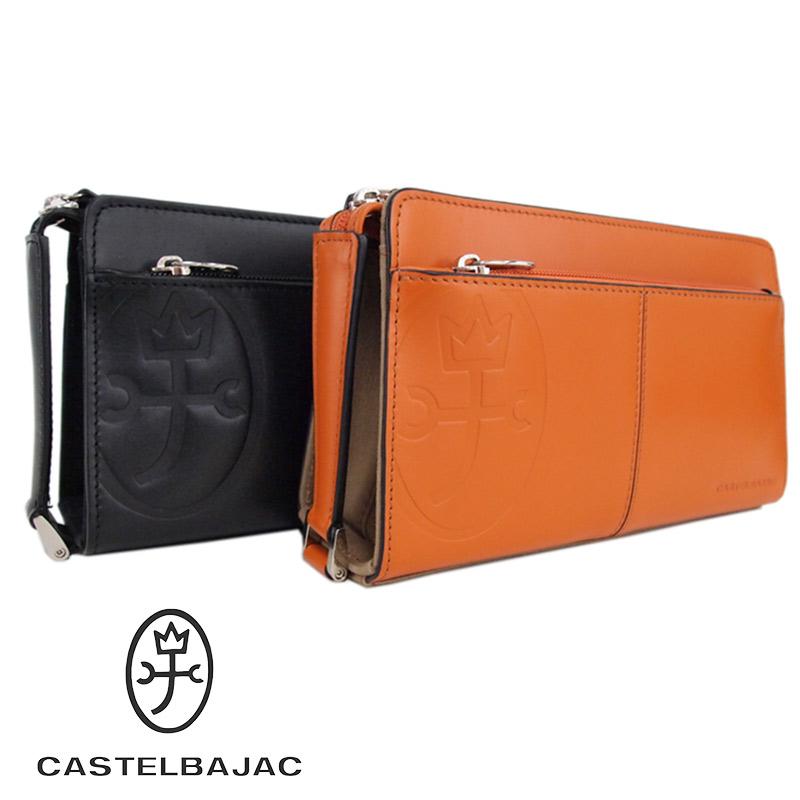 カステルバジャック CASTELBAJAC セカンドバッグ 1ルーム 23cm tirier トリエ 164204