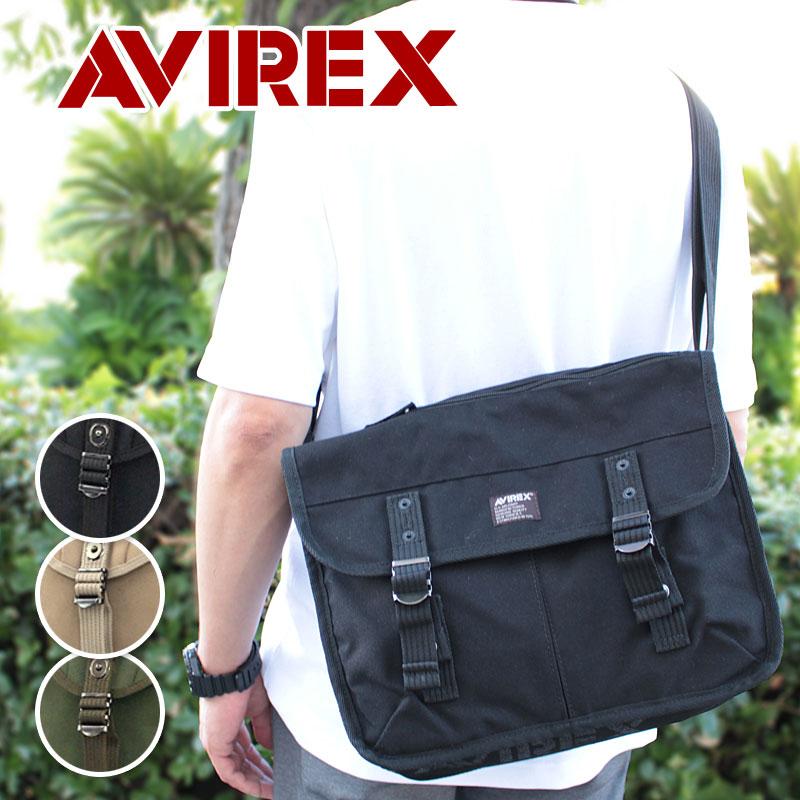 アビレックス AVIREX ショルダーバッグ ショルダー EAGLE イーグル AVX3523