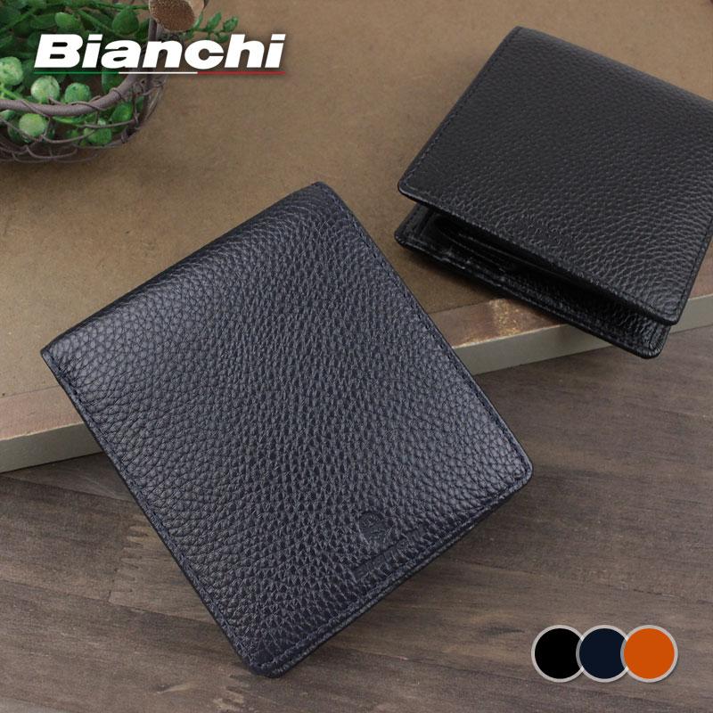 ビアンキ BIANCHI 二つ折り財布 2つ折り財布 DEFI デフィー BIC1004