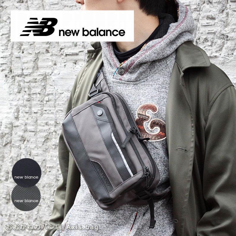 NewBalance ニューバランス HIP BAG ヒップバッグ ESSENCIAL JABL9767