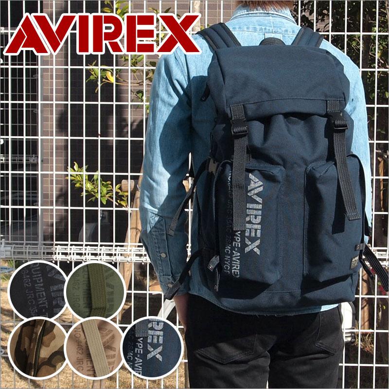 アビレックス(アヴィレックス) AVIREX リュックサック リュック EAGLE イーグル avx3511