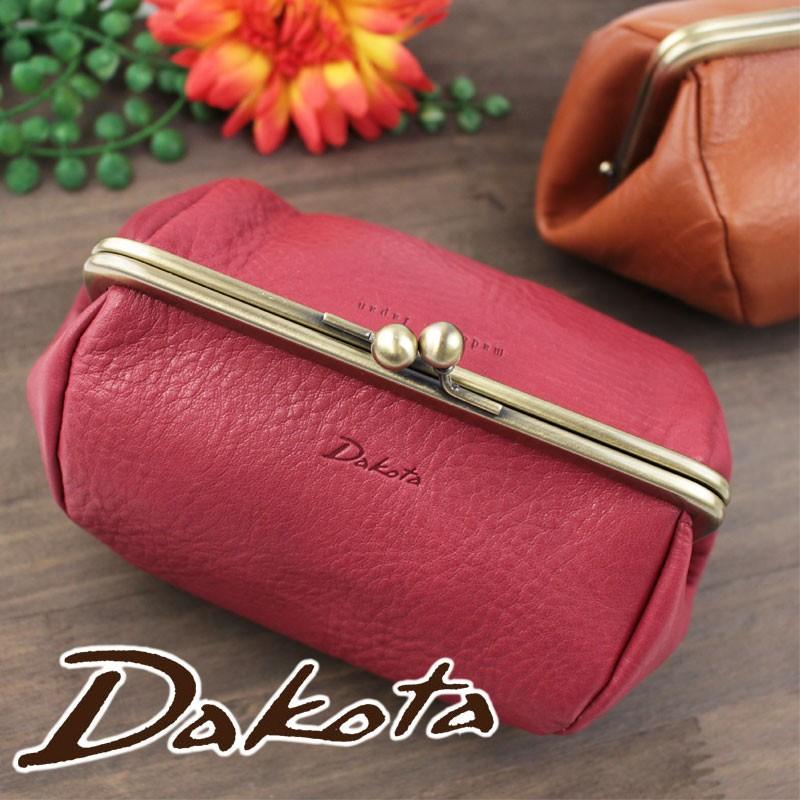 ダコタ Dakota がま口財布 小物 ポーチ ラルゴ 0035885