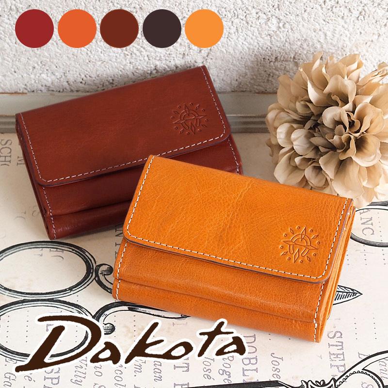 ダコタ Dakota 三つ折り財布 財布 フォンス 0035890 0034890