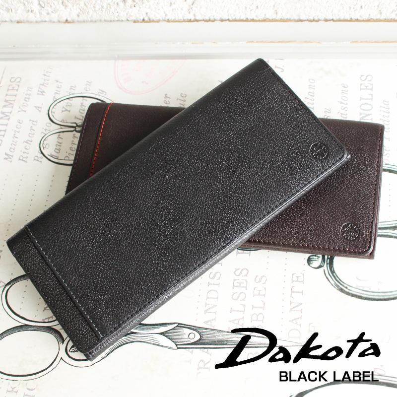 ダコタ ブラック レーベル Dakota BLACK LABEL 長財布 財布 リバーII 0625705【メール便配送商品】
