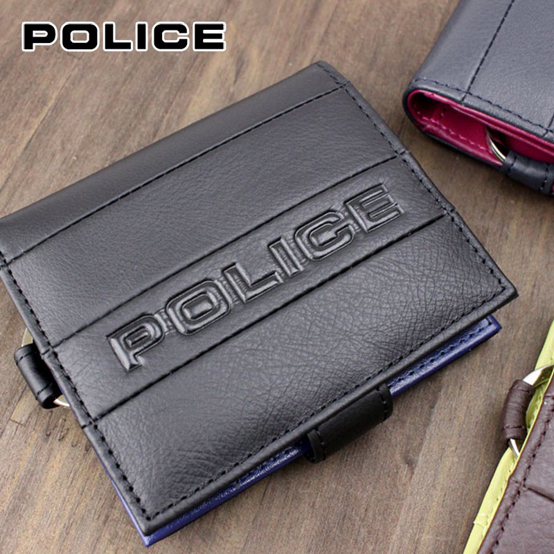 ポリス POLICE 6連キーケース BICOLORE ビコローレ 0405/PA-59900