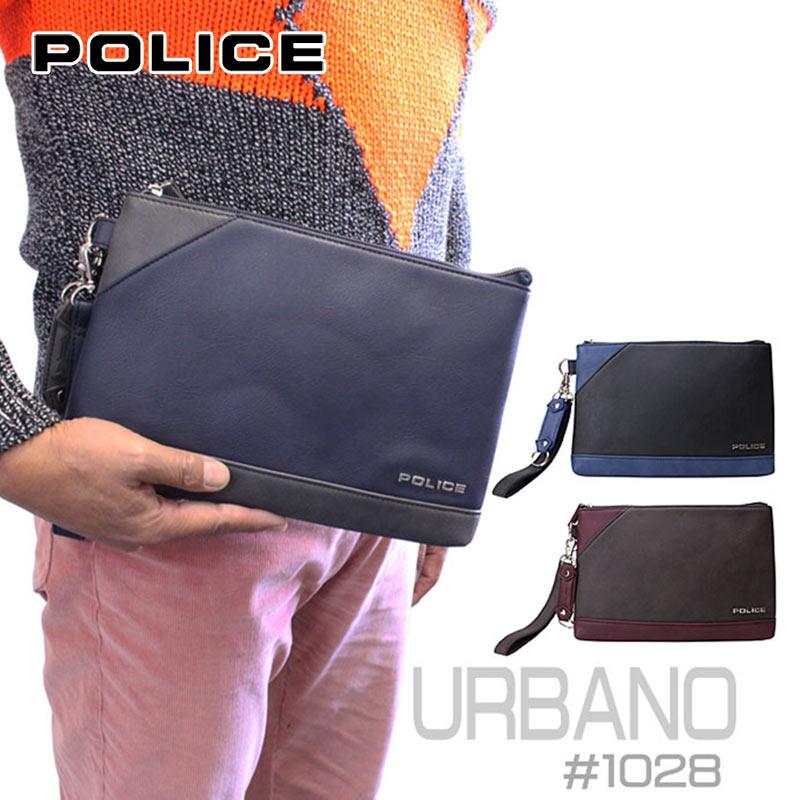 ポリス POLICE クラッチバッグ URBANO アルバーノ PA-62002