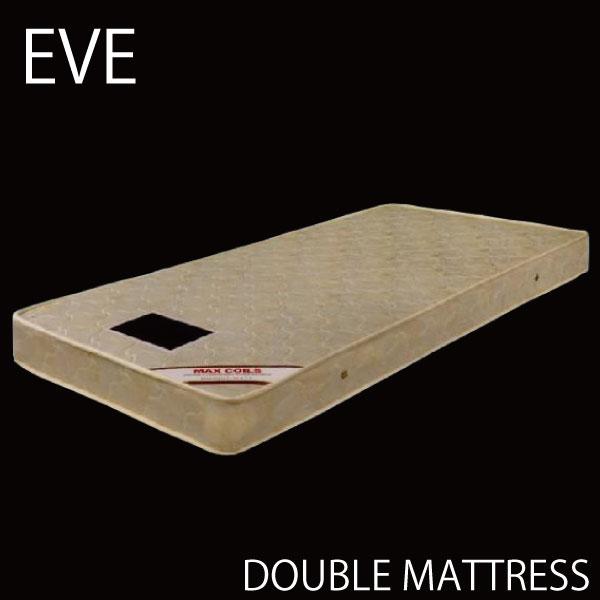 ベッド ダブルベッド ボンネルコイル EVE ダブルマットレス