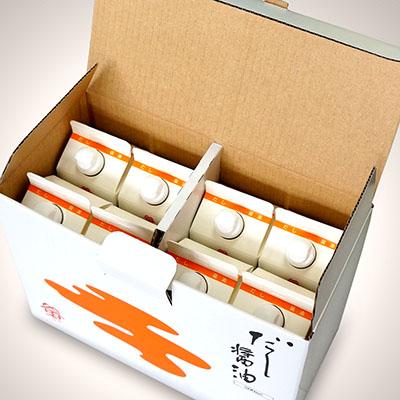 【送料無料】鎌田だし醤油500ml8本入り3セット24本