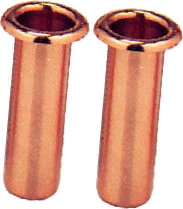 中入れ花立 銅製 59径 1対(2個)