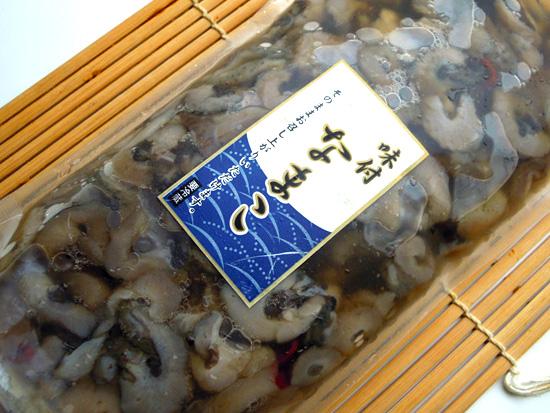 現品 能登の味付なまこ酢 プロも納得 絶妙な味付けでお店でも使われています すぐにそのまま召し上がることができます 築地からの仲卸商が豊洲市場からヤマト運輸にて出荷します ナマコ 冷凍 海鼠 冷蔵 現金特価