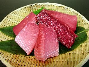 鮪の切り落とし 手巻き寿司セットのトッピング 即出荷 まぐろ マグロ 買い物