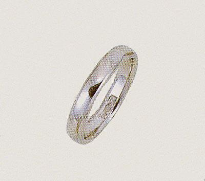 プラチナリング 結婚指輪 エンゲージリング ブライダルリング 幅5mm 白金リング 白い指輪 平打無地リング 送料無料