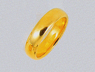 K18YG エンゲージリング 平打甲丸指輪 結婚指輪 無地リング 5mm幅 ブライダルリング ゴールドリング 手造りリング 18金無垢 ファッションリング 送料無料