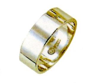 PT900 プラチナ エンゲージリング 結婚指輪 平打無地リング 6mm幅 ファッションリング ブライダルリング 送料無料