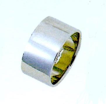 PT900プラチナエンゲージリング 結婚指輪 平打無地リング 幅10mm 白金指輪 白いリング ファッションリング 白金指輪
