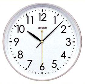 設備時計 親子時計 無線式 子時計 オフィスタイプ」屋内用 シチズン (送料無料)