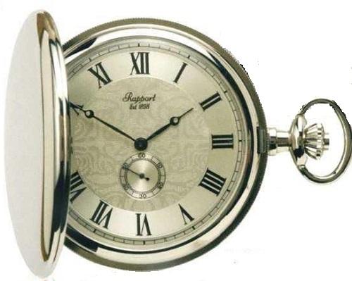 ラポート PW85 懐中時計 提げ時計 ポケットウオッチ クオーツ イギリス 送料無料