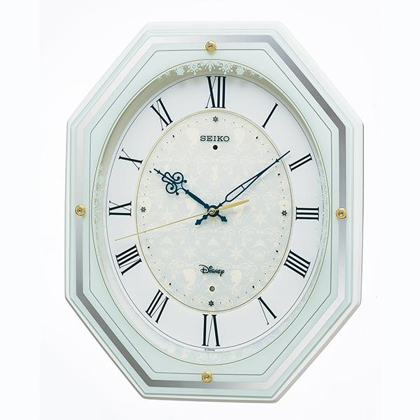セイコー電波掛け時計 あの感動がよみがえる 品格と華やかさのあるワンランク上の時計 送料無料