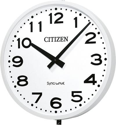 無線式 大型子時計 屋内用 シチズン(700mm)「受注生産品」 (送料無料)