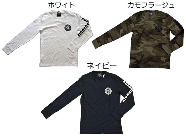 アバクロ / abercrombie&fitch ◆正規品・本物◆メンズロングTシャツ【あす楽対応】【正規品】
