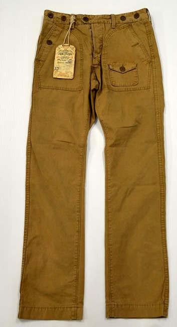 0779441a21 Sybrand Z-brand ◇ cargo pants full straight light brown ◇ mens ◇ size 32 ...