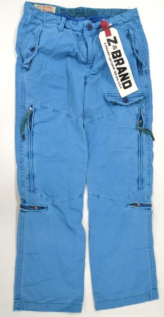 Light Blue Cargo Pants | Gpant