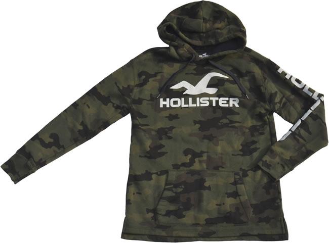 ホリスター / Hollisterパーカー 迷彩サイズメンズ S - XL【即納】【あす楽対応】【正規品】【smtb-TD】【yokohama】