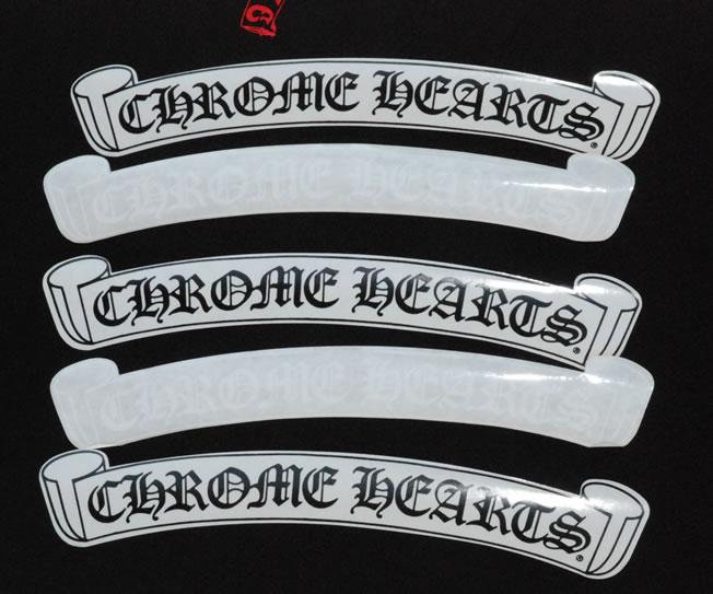 Chrome / CHROME HEARTS stickers