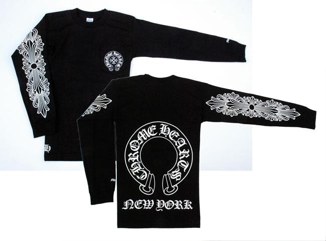 铬/铬心 ◆ 男装 ◆ 他妈的你长 T 恤 ◆ 黑色