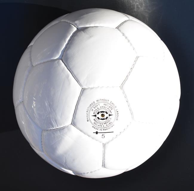 サッカーボール主にはサイン ボールとして 公告 宣伝用 イベント用に ホワイト無地 あす楽対応 ホワイト無地サッカーボール 5号球 約68~70cm 約 いつでも送料無料 YDKG-f 22cm 直径 周囲 奉呈