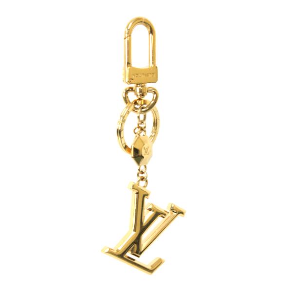 LOUIS VUITTON ルイヴィトン 小物 ポルトクレLVファセット 真鍮 ゴールド ゴールド金具 M65216【送料無料】【中古】【心斎橋店_30011B】
