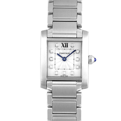 timeless design e3812 5583f CARTIER 【Cartier】 WE110006 7715 Watch Stainless Steel Mens ー The best place  to buy Brand Bags Watches Jewelry, Brand Bargain