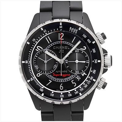 シャネル CHANEL J12 スーパーレッジェーラH3409 黒 ブラックセラミック 41mm 【送料無料】【新品】【メンズ】【腕時計】 【本店_C4769】