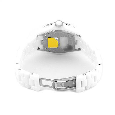 シャネル CHANEL J12H1629 セラミック 白 ホワイト【新品】【メンズ】【腕時計】【本店_C4498】
