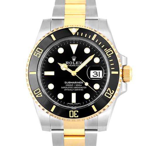 ROLEX【ロレックス】 116613LN 腕時計 /YG×SS メンズ