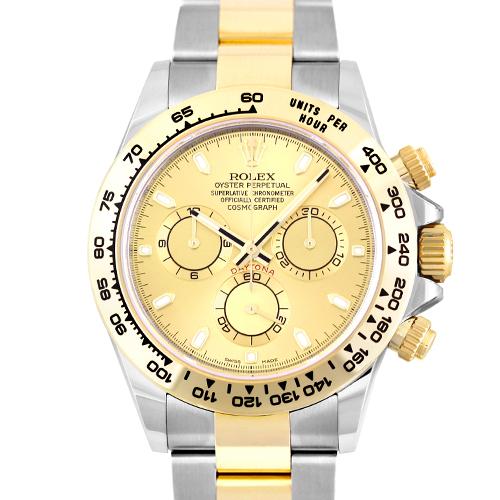 ロレックス ROLEXデイトナ116503 YG×SS40mm シャンパン文字盤【送料無料】【新品】【メンズ】【腕時計】【本店_C5033】