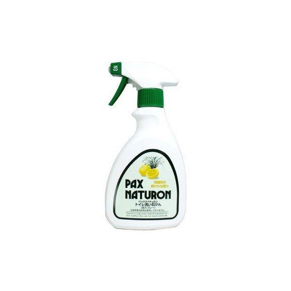 パックスナチュロン トイレ洗いせっけん 450ml 無料 最安値に挑戦