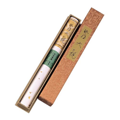 【送料無料】日本香堂 伽羅大観 お香 長寸大