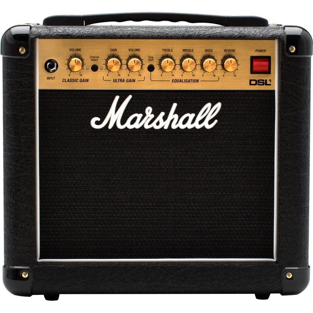 マーシャル ギターアンプコンボDSL1C (DSL1CR) 【本州・四国・九州への配送料無料】