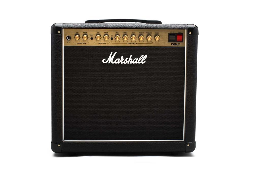 マーシャル ギターアンプコンホ DSL20C (DSL20CR) 【本州・四国・九州への配送料無料】